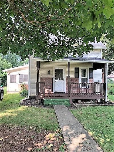 Union County Single Family Home For Sale: 122 S Clinton Street