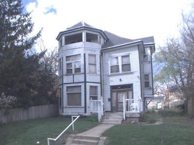 Columbus Single Family Home For Sale: 633 S Ohio Avenue