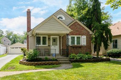 Clintonville Single Family Home Contingent Finance And Inspect: 557 Fallis Road