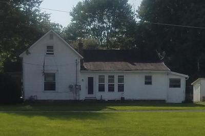 Union County Single Family Home Contingent Finance And Inspect: 208 W Ottawa Street