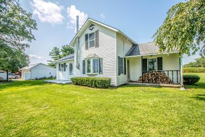 Single Family Home For Sale: 2598 Township Road 162