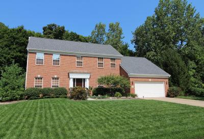 Westerville Single Family Home For Sale: 5335 Ainsley Drive
