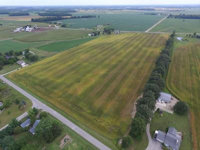 Plain City Residential Lots & Land For Sale: Crottinger Road #35.53 Ac