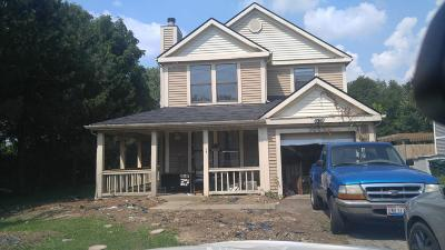 Westerville Single Family Home Contingent Finance And Inspect: 5335 Ulry Road