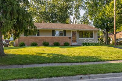 Worthington Single Family Home For Sale: 313 E Clearview Avenue