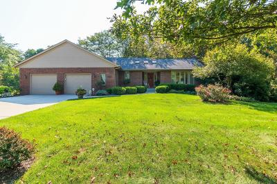 Canal Winchester Single Family Home For Sale: 7634 Heatherwood Drive NW