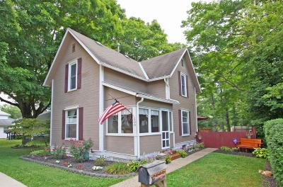 Mount Vernon Single Family Home Contingent Finance And Inspect: 500 Braddock Street