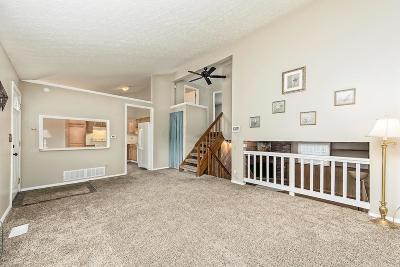 Reynoldsburg Single Family Home Contingent Finance And Inspect: 2987 Hubbardton Place