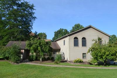 Westerville Single Family Home For Sale: 7330 Worthington Road