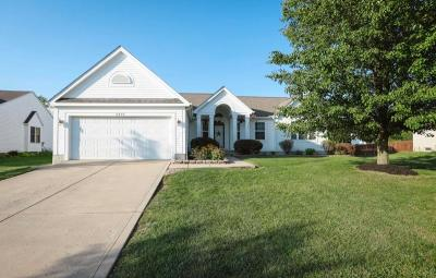 Canal Winchester Single Family Home Contingent Finance And Inspect: 6450 Ashbrook Village Drive
