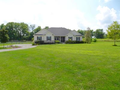 Canal Winchester Single Family Home Contingent Finance And Inspect: 2775 Hocking Ridge Avenue