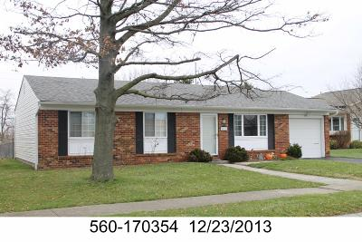 Hilliard Single Family Home For Sale: 5499 Bluegrass Way