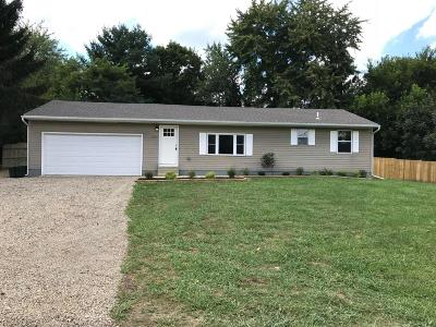 New Albany Single Family Home Contingent Finance And Inspect: 11407 Johnstown Road