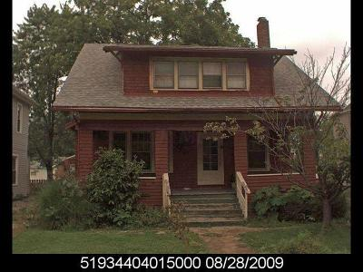 Delaware Single Family Home Contingent Finance And Inspect: 116 Montrose Avenue