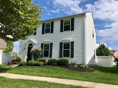 Dublin Single Family Home Contingent Finance And Inspect: 5981 Inslee Road