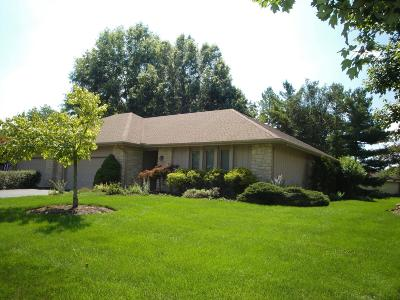 Dublin Single Family Home Contingent Finance And Inspect: 9388 Muirkirk Drive