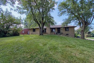 Lancaster Single Family Home For Sale: 2143 N Columbus Street