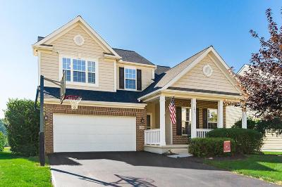 Grove City Single Family Home For Sale: 1206 Carnoustie Circle