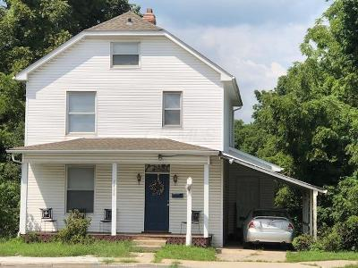 Reynoldsburg Single Family Home Contingent Finance And Inspect: 7428 E Main Street