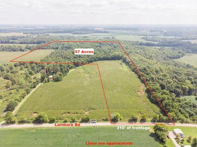 Mount Vernon Residential Lots & Land For Sale: Larimore Road