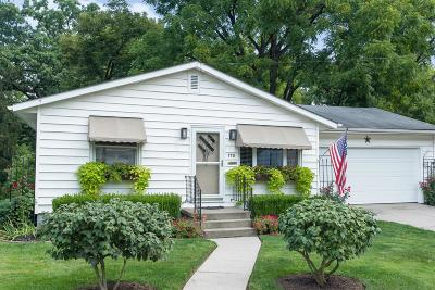 Delaware Single Family Home Contingent Finance And Inspect: 170 W Fountain Avenue