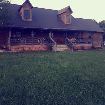 Mount Sterling Single Family Home For Sale: 13062 Crownover Mill Road