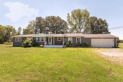 Single Family Home For Sale: 2336 State Route 521