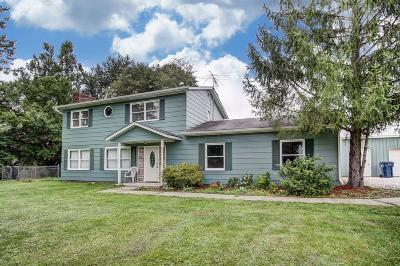 Granville Single Family Home For Sale: 4310 Lancaster Road