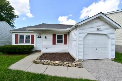 Columbus Single Family Home Sold: 3381 Hines Road