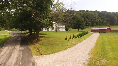 Sugar Grove Single Family Home For Sale: 4260 Chicken Coop Road