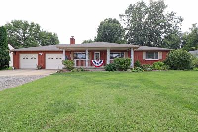 New Albany Single Family Home For Sale: 8145 Morse Road