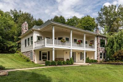 Thornville Single Family Home Contingent Finance And Inspect: 7877 Kindle Road