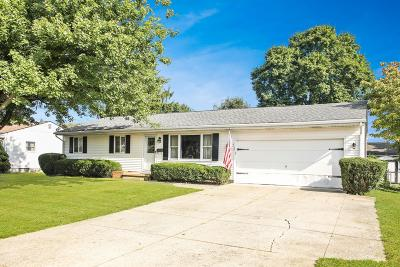 Heath Single Family Home Contingent Finance And Inspect: 50 Swainford Drive