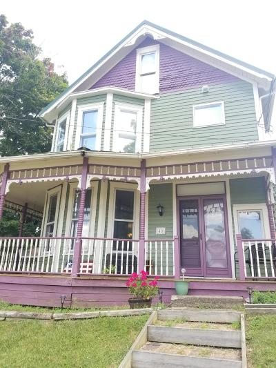 Thornville Single Family Home For Sale: 48 N Main Street
