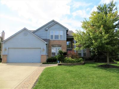 Westerville Single Family Home Sold: 6678 Spring Run Drive