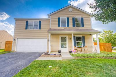 Canal Winchester Single Family Home For Sale: 5439 Rockhurst Drive
