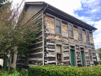 Single Family Home For Sale: 90 Liberty Street