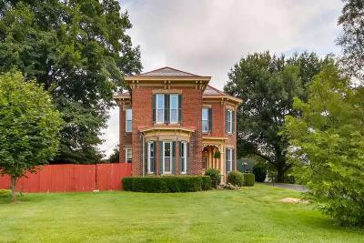 Single Family Home Contingent Finance And Inspect: 2498 Johnstown-Alexandria Road