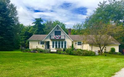 Canal Winchester Single Family Home Contingent Finance And Inspect: 4165 Ravine Drive NW