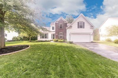 Westerville Single Family Home Contingent Finance And Inspect: 6292 Commonwealth Drive