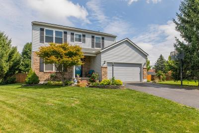 Hilliard Single Family Home Contingent Finance And Inspect: 3162 Stouenburgh Drive