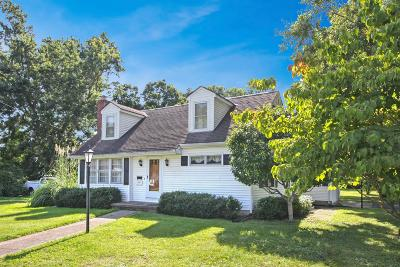 Mount Vernon Single Family Home Contingent Finance And Inspect: 119 Martinsburg Road