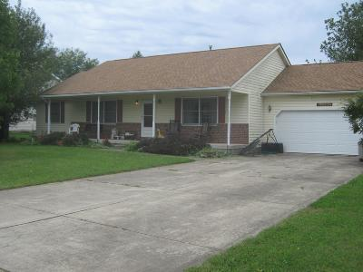 Millersport Single Family Home For Sale: 11735 Broad Street