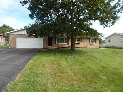 Newark OH Single Family Home For Sale: $189,900