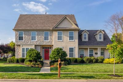 Dublin Single Family Home Contingent Finance And Inspect: 6152 Jacana Drive
