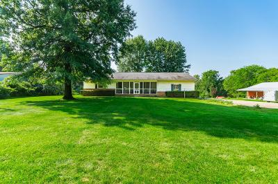 Pataskala Single Family Home For Sale: 10621 Morse Road SW
