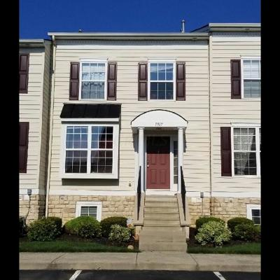 New Albany Condo Contingent Finance And Inspect: 5987 Ferdinand Drive
