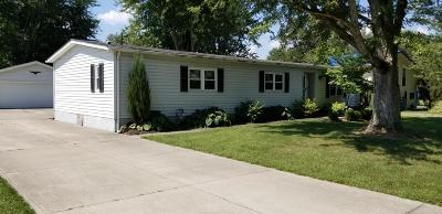 Thornville Single Family Home For Sale: 15143 Point Beautiful
