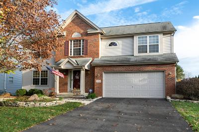 Hilliard Single Family Home For Sale: 2954 Lake Hollow Road