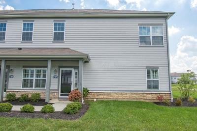 Lewis Center Condo Contingent Finance And Inspect: 785 Redwood Lane
